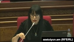 MP Naira Zohrabian (Tsarukian Alliance)