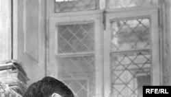 Рафик Бабаев в юности