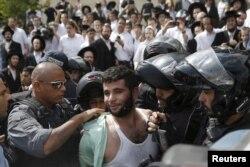 Арест подозреваемого в Иерусалиме. 9 октября