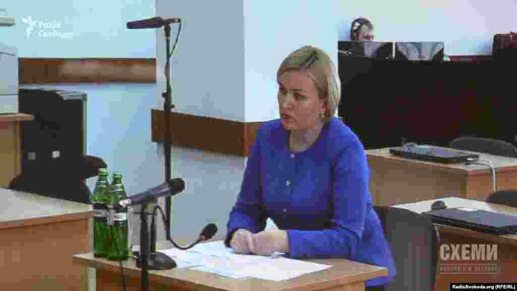 Суддя Ганна Поліщук (Поліщук Ганна Борисівна, Господарський суд Кіровоградської області)