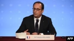 Presidenti i Francës, Francois Hollande - foto arkivi