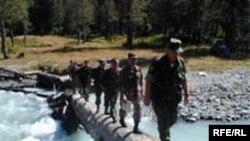 Все пути в Абхазию должны лежать через Чхалту, постановил Михаил Саакашвили