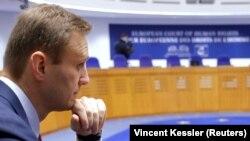 Aleksei Navalnîi la CEDO
