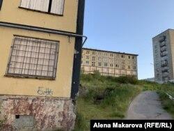 Законсервированный Заозерск