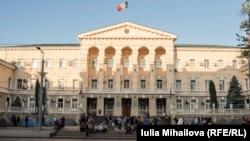 Сторонники демократов блокируют доступ в здание МВД, 9 июня 2019 года