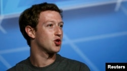 It is highly unlikely that Facebook CEO Mark Zuckerberg will appear.