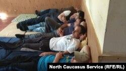Водители маршрута 61А в Махачкале объявили голодовку в знак протеста против новых условий труда