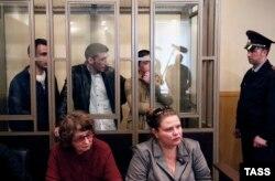 Процесс над уроженцами Дагестана Мазалаевым, Миразбековым и Ахмедовым, осужденными за попытку присоединиться к террористической группе в Сирии