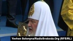Патриарх Московский и всея Руси Кирилл (архив)