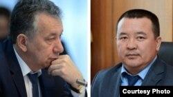 Фарид Ниязов и Икрамжан Илмиянов.