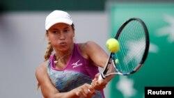 Тенисистката Юлия Путинцева от Казахстан, която е една от играчите на Australian Open, поставени под карантина. Снимката е архивна.