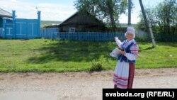 Беларуская вёска Тургенеўка Іркуцкай вобласьці