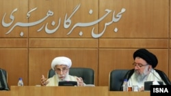 Ahmad Jannati in a session of elite council of Iran-- 11 Jul 2019