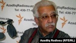 Xalq şairi Vaqif Səmədoğlu