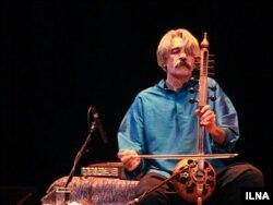 کیهان کلهر، موسیقیدان ایرانی.