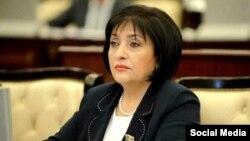 Ադրբեջանի Միլի Մեջլիսի խոսնակ Սահիբա Գաֆարովա, արխիվ