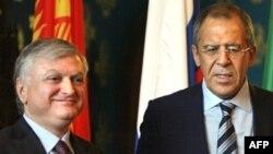 Հայաստանի եւ Ռուսաստանի արտգործնախարարները հանդիպում են Մոսկվայում, արխիվային լուսանկար
