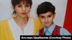 Фотография Сергея Щербакова из школьного фотоальбома
