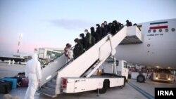 İranlılar Çindən Tehrana qayıdır