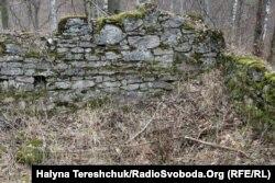 Залишки монастиря василіан