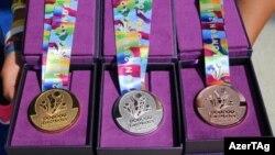 «EuroHockey-2015» medalları