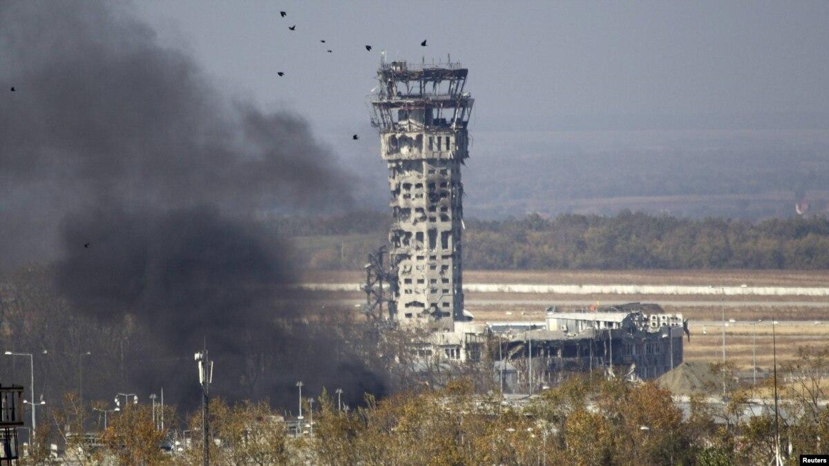 «Башня упала, но стала символом несокрушимости» – защитники Донецкого аэропорта