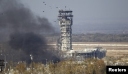 Вежа Донецького аеропорту
