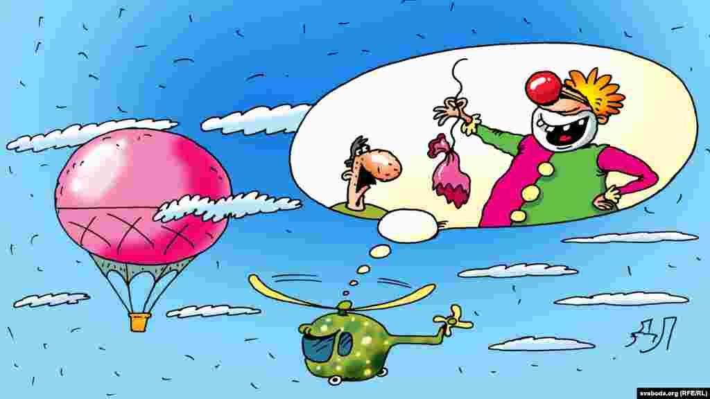 12 сентября 1995 года, три воздушных шара, соревновавшихся за кубок Гордона Беннета, залетели в белорусское воздушное пространство. Несмотря на то, что организаторы сообщили белорусскому правительству о предстоящих соревнованиях еще в мае и что планы полетов были также представлены, белорусские военные сбили один из воздушных шаров. Погибли двое американских граждан.