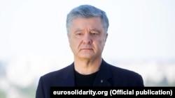 Порошенко переконував, що перетинав український кордон у відповідності до норм закону