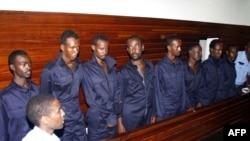 Сомали пиратлары Кения мәхкәмәсендә
