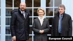 Ursula von der Leyen și Charles Michel cer o acțiune comună în fața epidemiei de coronavirus