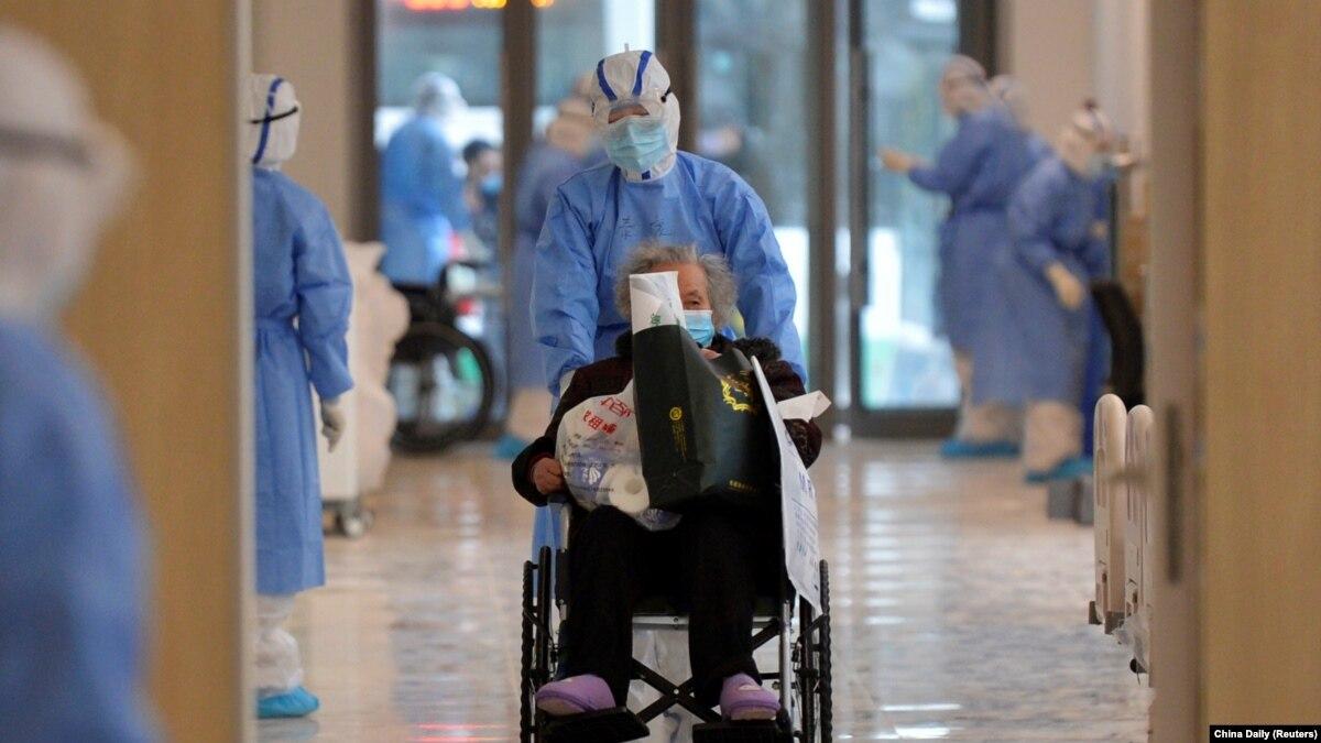 Провинция Хубэй изменила методы диагностики и сообщила о рекордных 14 840 случаев коронавирус