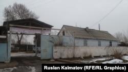 Pamje nga rajoni Jalal-Abad në Kirgizi