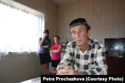 Семья из Чечни