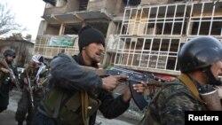 نیروهای ضد تروریست افغان