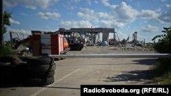 Руины Луганского аэропорта. Июль 2015 года. Иллюстративное фото