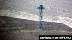 Ўзбек-туркман чегараси