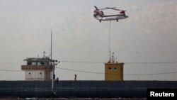 Ауғанстандағы әскери базалардың бірі. (Көрнекі сурет)