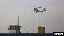 Военная база в Афганистане.