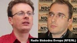 Srđan Puhalo i Goran Marković