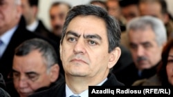Azerbaijan -- opposition Popular Front Party Ali Kerimli, where?, 04Feb2012