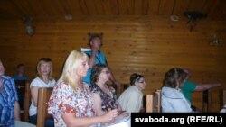 удзельнік форуму: 50 працэнтаў прадпрымальнікаў сышлі з рынкаў і гандлёвых цэнтраў