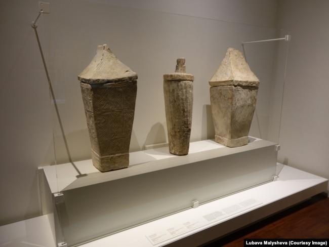 Филиппинские погребальные урны, 6–9-й век, Музей мировых культур, Барселона