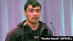 Фаррух Шарифов, молодой таджикистанец, добровольно вернувшийся из Сирии