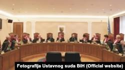 Sudije Ustavnog suda BiH, fotoarhiv