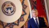 Kyrgyzstan Bishkek Atambaev met with Ambassadors October 26, 2016