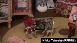 Muzej miševa u Rusiji, ilustracija