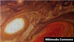 Дасіё, «Чырвоная пляма Юпітэра»