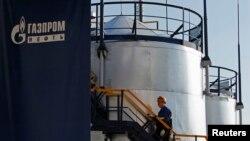 Gazprom, Moskë