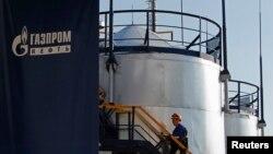"""""""Газпром"""" ишканасы"""